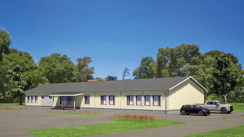 sisäilmaturvallinen väistökoulu moduulikoulu moduulirakentaminen koulurakentaminen