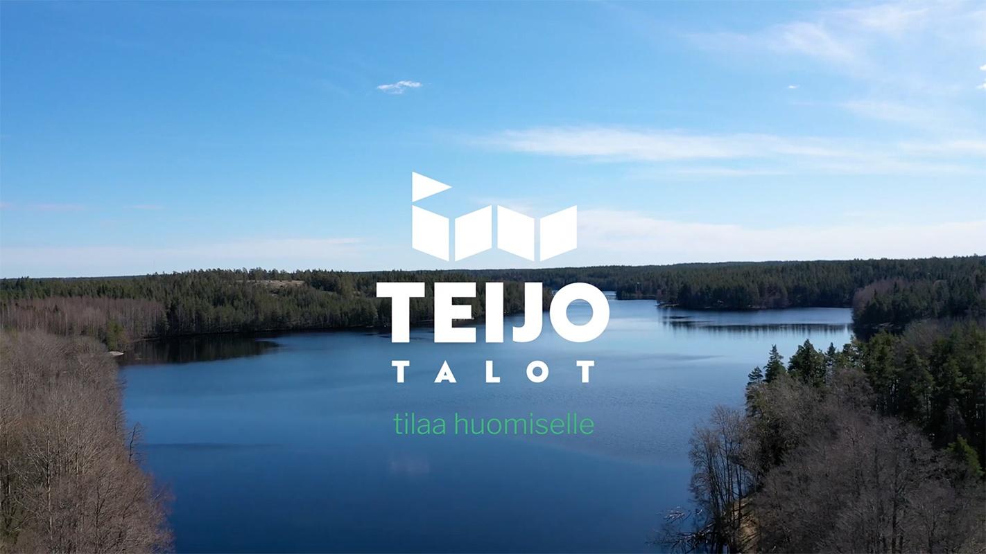 Teijo-Talot 20 vuotta fiiliskuva järvimaisemasta Teijon kansallispuistosta