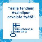 Teijo-Talot avainlippu