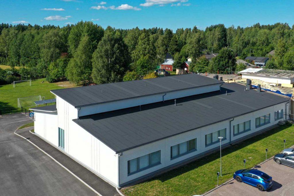 moduulikoulu koulurakentaminen koulurakennus opetustilarakennus